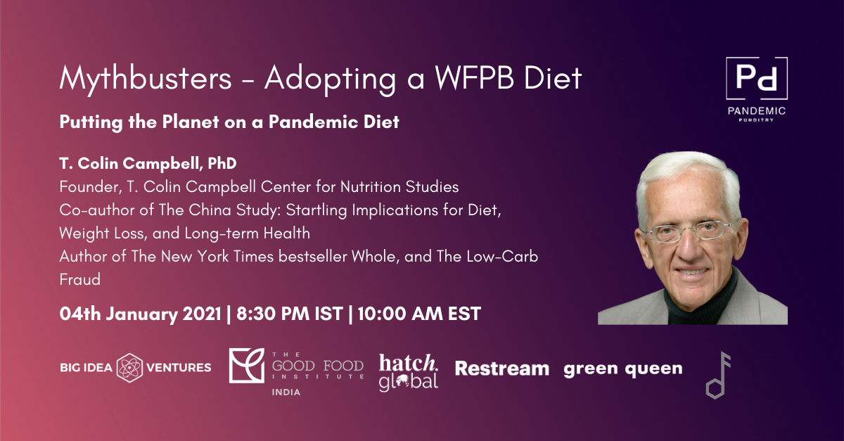 Mythbusters - Adopting a WFPB Diet